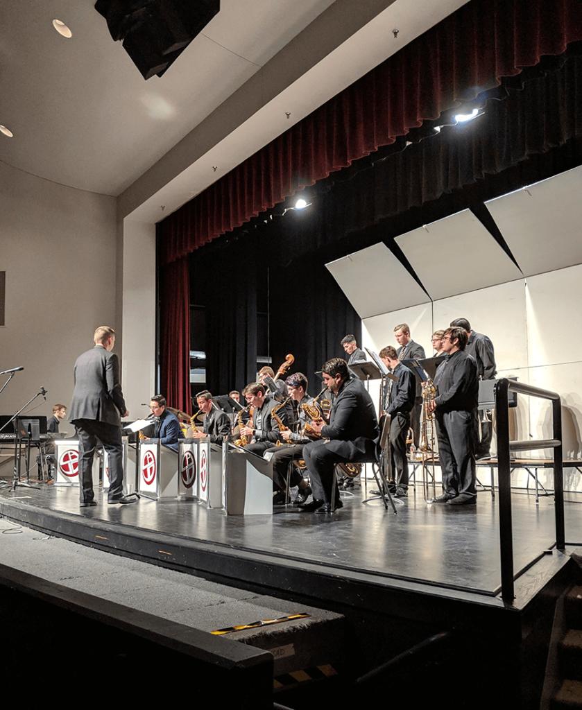 Jazz Unlimited performance