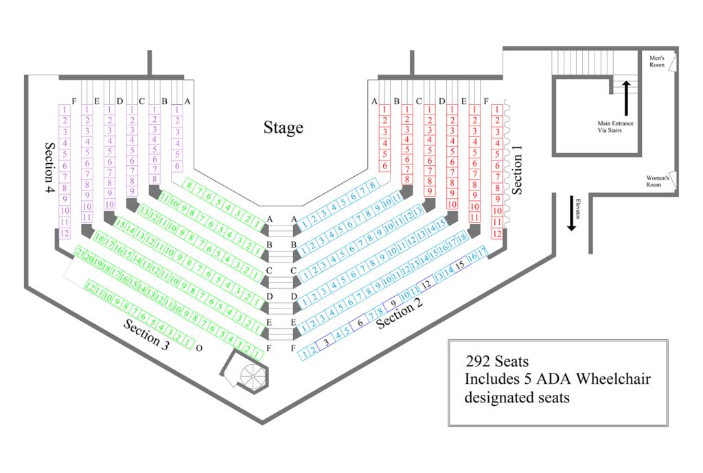 CBC Seating Chart