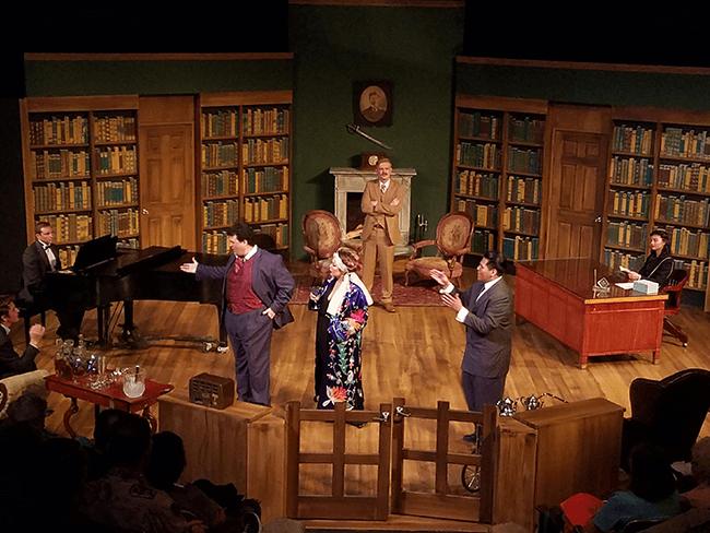 CBC Theatre performance
